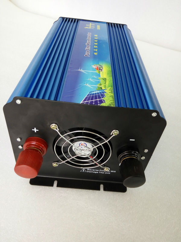 DHL شحن مجاني 6000 واط inversor seio puro 6000 واط نقية شرط لموجة العاكس 12000 واط الذروة ، 12vdc إلى 230VAC عاكس الطاقة 6000 واط بورا