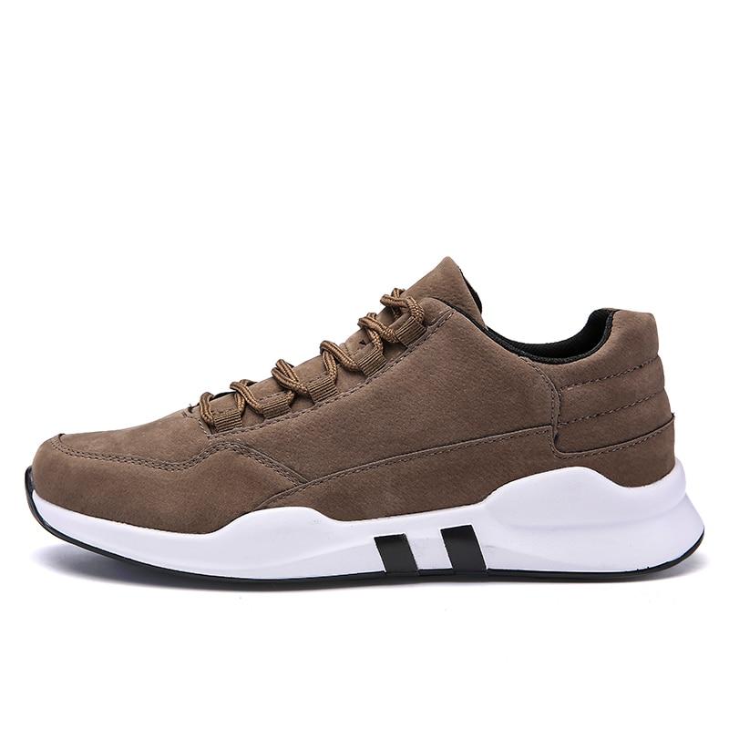 Zapatos Deportivos transpirables para hombre, zapatillas masculinas de alta calidad, antideslizantes, cómodas,...