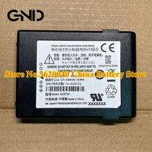 GND 3,7 V 4000mAh 14,8 Wh 60-BTSC Ersatz Batterie Für Handheld Nautiz X4 Barcode scanner neue Li-Ion bateria Li-Polymer Batterie