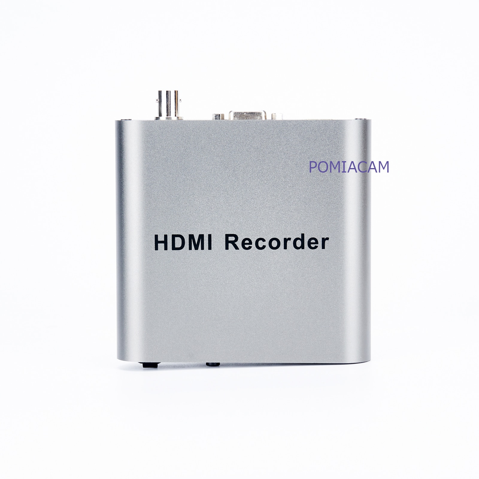 1080P 720P HDMI Recorder USB2.0 VGA-to-usb HDMI Cvbs Video Recording Box 4/6/8Mbps Games Video Recorder for Phone,camera,TV-box enlarge