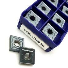 Narzędzia do tokarki CNMG120408 NN LT10 toczenie zewnętrzne narzędzie CNMG 120408 toczenie wkładki z węglików spiekanych narzędzie tokarskie