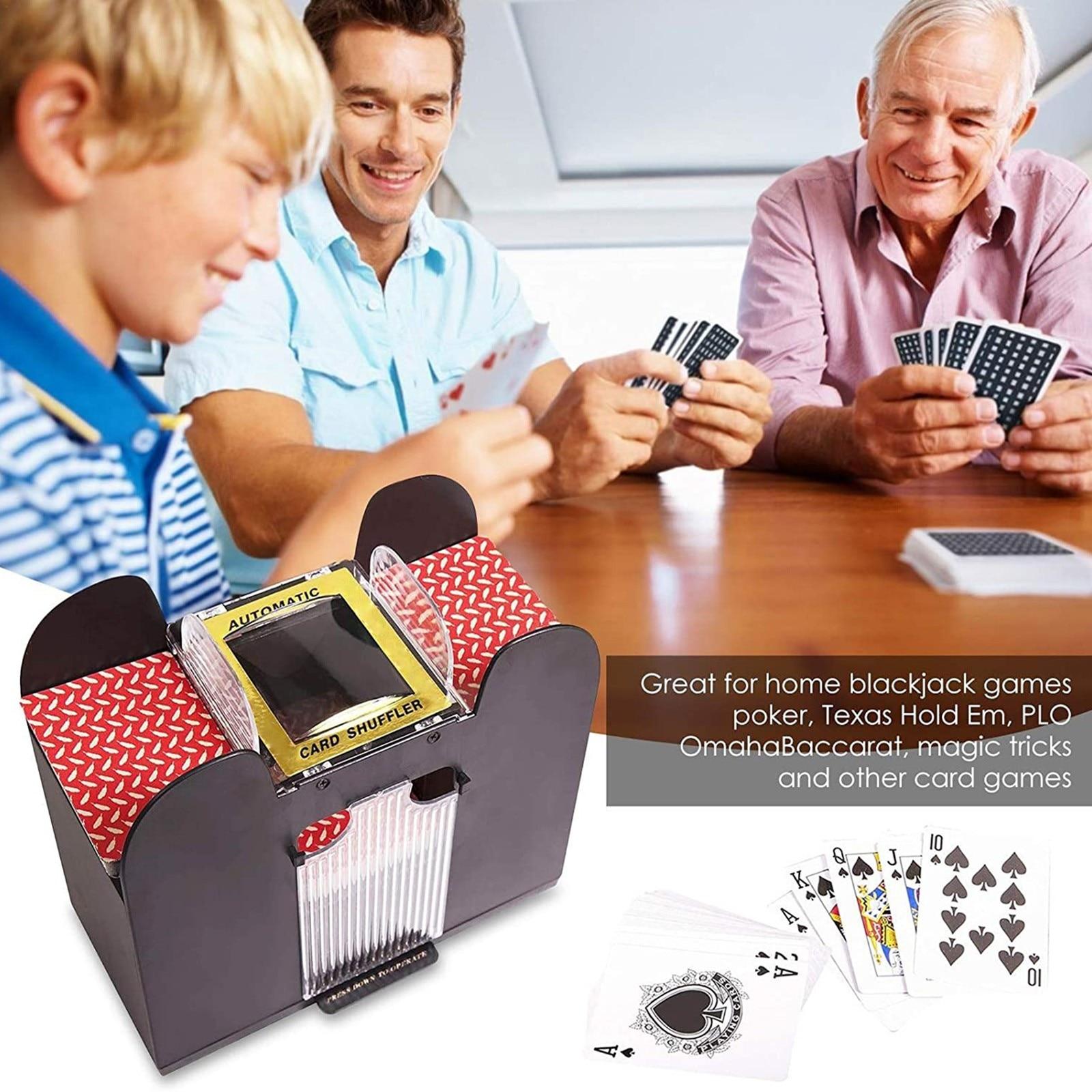 الاسترخاء بطاقة خلاط الكهربائية 6 الطوابق بطارية تعمل بطاقة آلة خلط للحزب ألعاب مضحكة ألعاب متململة لعبة أوتوماتيكية