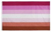 Urijk 90x150cm Drop Shipping Rainbow Homossexual Batom Lábio Beijo Lésbico Orgulho LGBT Bandeira