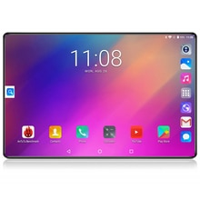 2020 New Android 8.0 10 Inch 6GB RAM 128GB ROM Tablet Octa Core Dual Camera 8MP 3G 4G LTE WIFI Celul