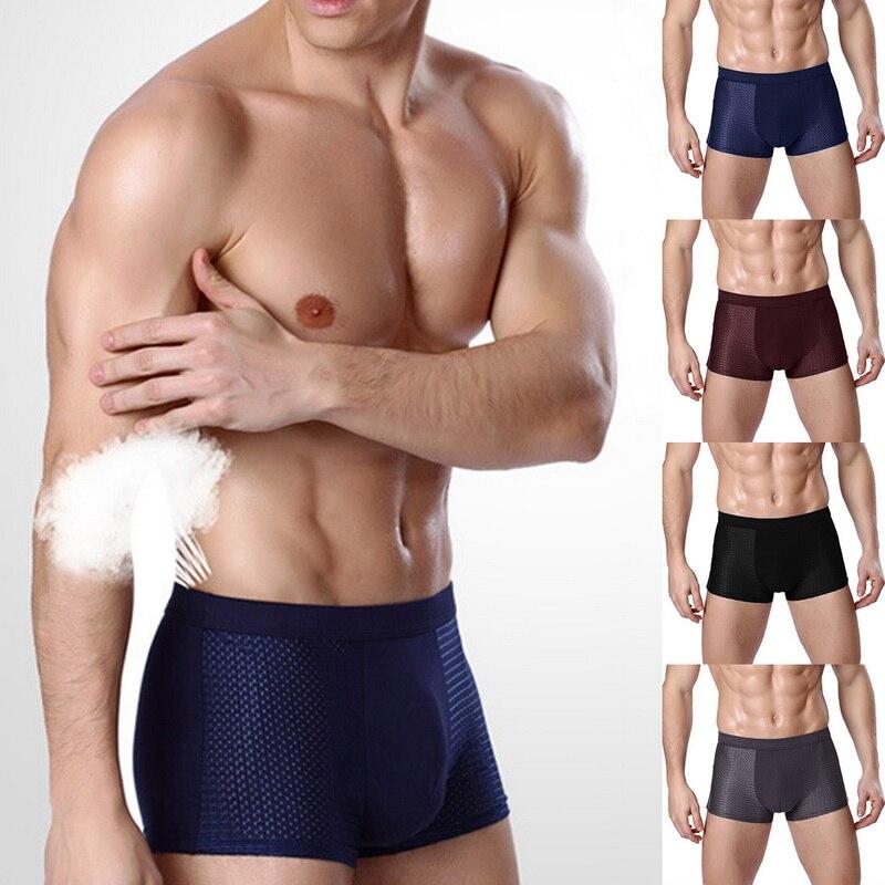 Boxer Men Boxer Shorts Men Underwear Male Men's Underwear Boxers Homme Cotton Boxershorts Panties Un