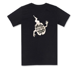Unisex Anime Cos Mob Psycho 100、Mobu Saiko Hyaku ONE Cotton Casual Mob Cotton Casual T-Shirt Tee T Shirt