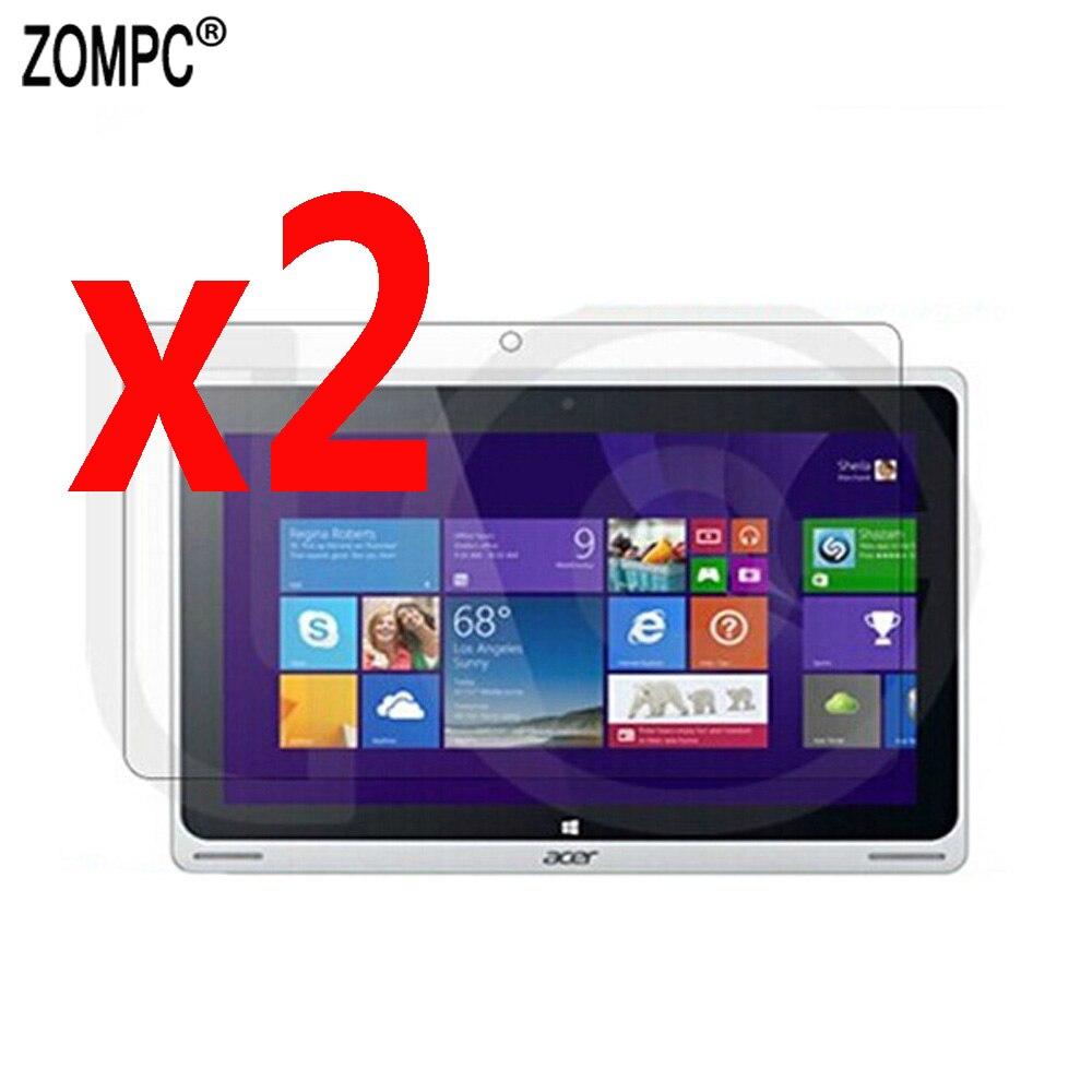 "2 uds suave mate películas Protector de pantalla película protectora guardias para Acer Aspire Switch 10 SW5-011-18PY SW5-012 10E SW3-013 10,1"""