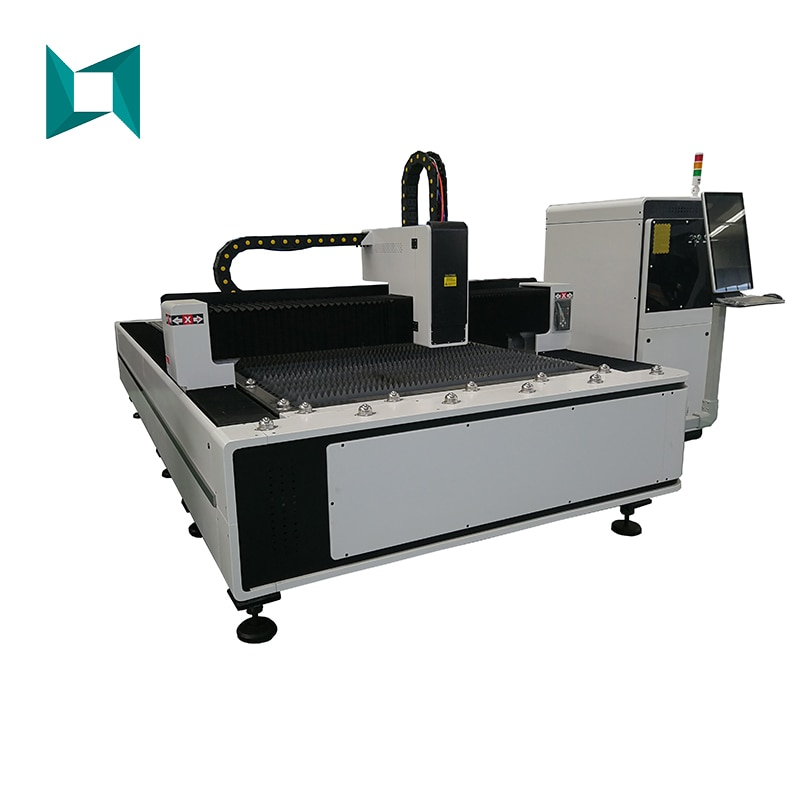 Gran descuento para la máquina cortadora láser de fibra de 1000W/cortador láser de lámina de fibra de 1500W