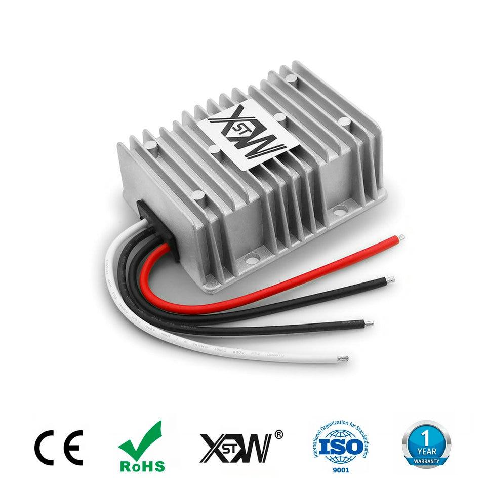 Dc a dc 9-36v 12v 24v a 24v 15A 20A 25A 30A convertidor reductor 24v regulador de voltaje CC