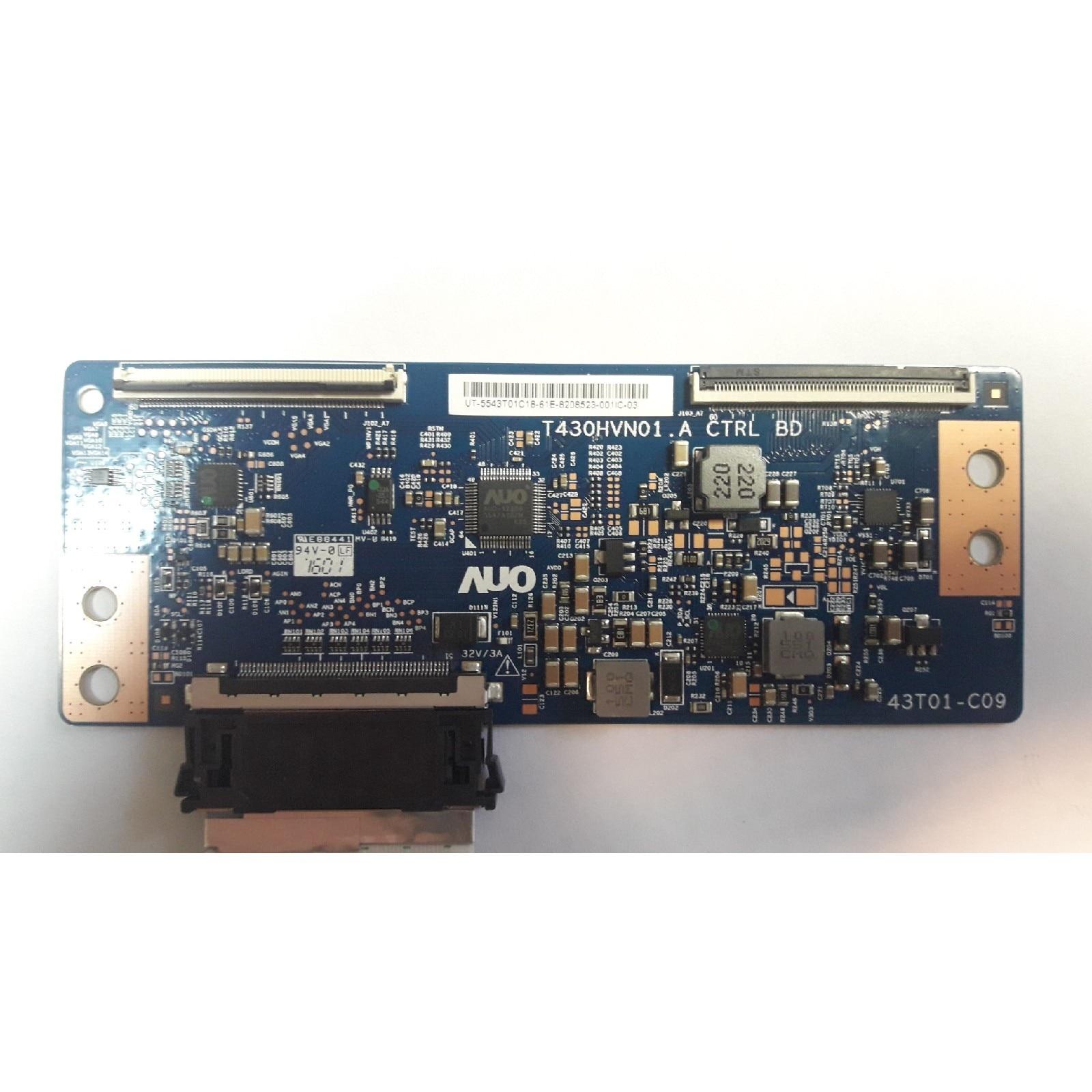 T-con t430hvn01. Un téléviseur LG 43lh520v