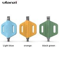 ulanzi mini screwdriver dual heads straight hexagonal 2 in 1 screw driver portable photography accessory