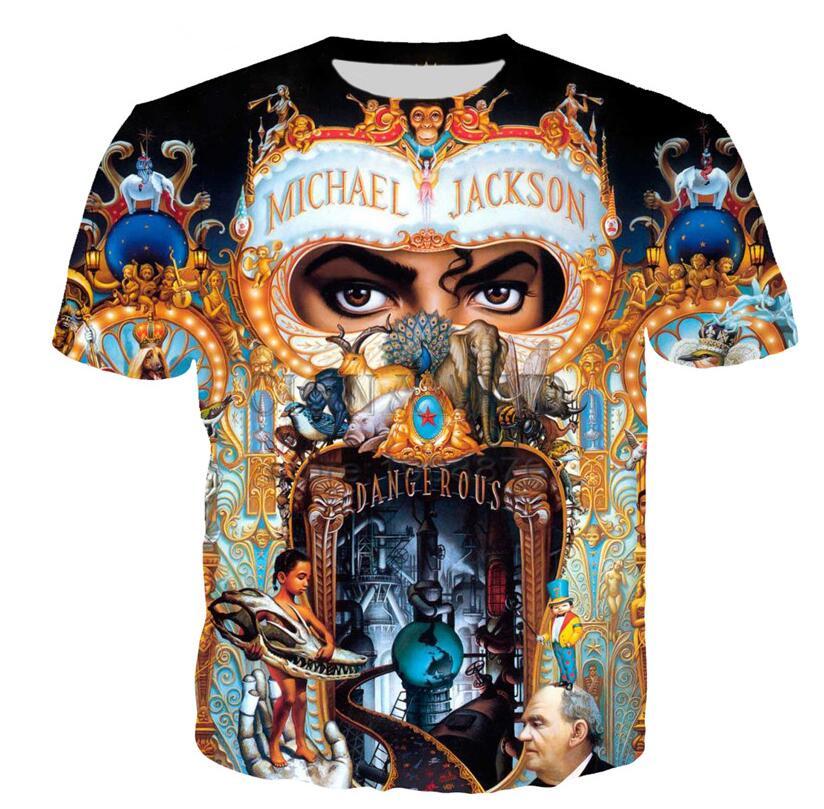 Nouveau populaire Michael Jackson Album dangereux couverture sweat à capuche pour homme femmes pulls 3D impression mode Hip Hop Style haut