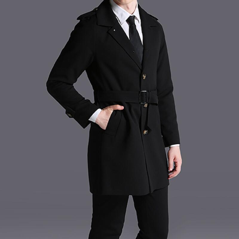 حار/الربيع الرجال جديد الأزياء وحيد الصدر فضفاض راجلان كم عارضة cottonjacket شخصية التخصيص كبير حجم/S-6XL