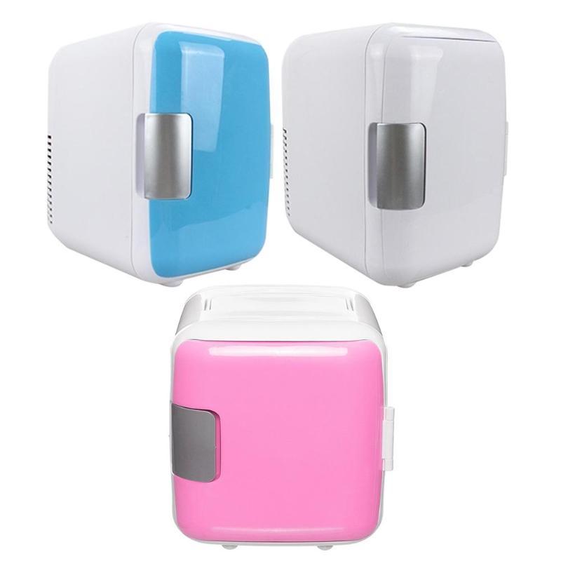 Автомобильный мини-холодильник двойного назначения, новый обогреватель с низким уровнем шума, домашние холодильники, морозильная камера, о...