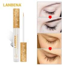LANBENA cils croissance sérum nourrissant touffu fluide imperméable Curl mince cils sourcils amélioration épaisseur maquillage