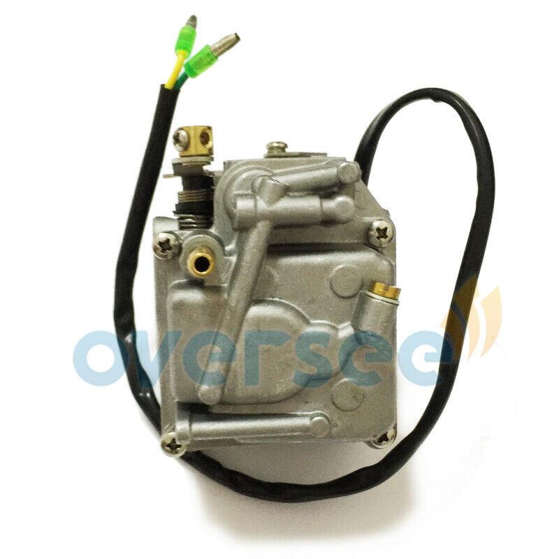 6AH-14301-20 Marine Carburetor Assy And 2pcs 6AH-13646 Gaskets For 4 Stroke 15HP 20HP YAMAHA PARSUN Outboard Motor Boat Parts enlarge