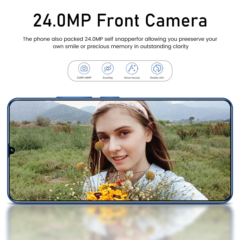 The latest original global version Mi MIX4 Android smartphone 12GB+512GB unlocked phone 4G/5G phone celular 48MP Camera Dual SIM enlarge