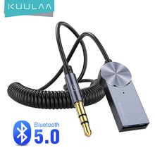Aux Bluetooth Adapter Dongle Cable For Car 3.5mm Jack Aux Bluetooth 5.0 Receiver Speaker Audio Music