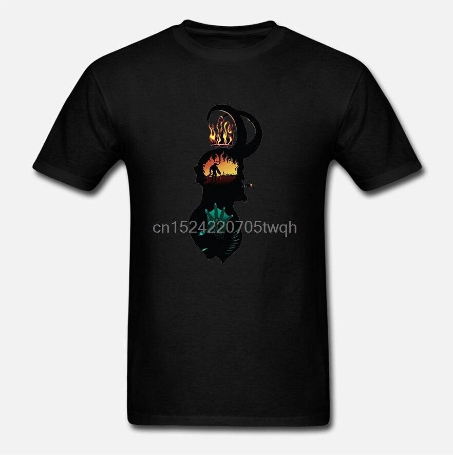 Camiseta para hombre, agentes paranormales, Hellboy Abe Sapien, camiseta divertida de moda, camiseta novedosa para mujer