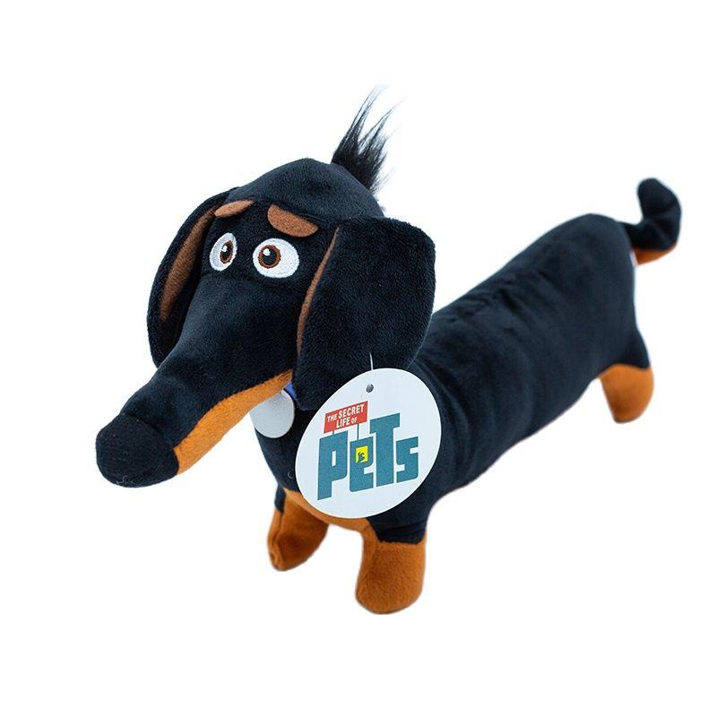 15 см Ty большие глаза мягкие животные the Secret Life of Pets Buddy такса мягкие игрушки коллекция куклы Рождественский подарок