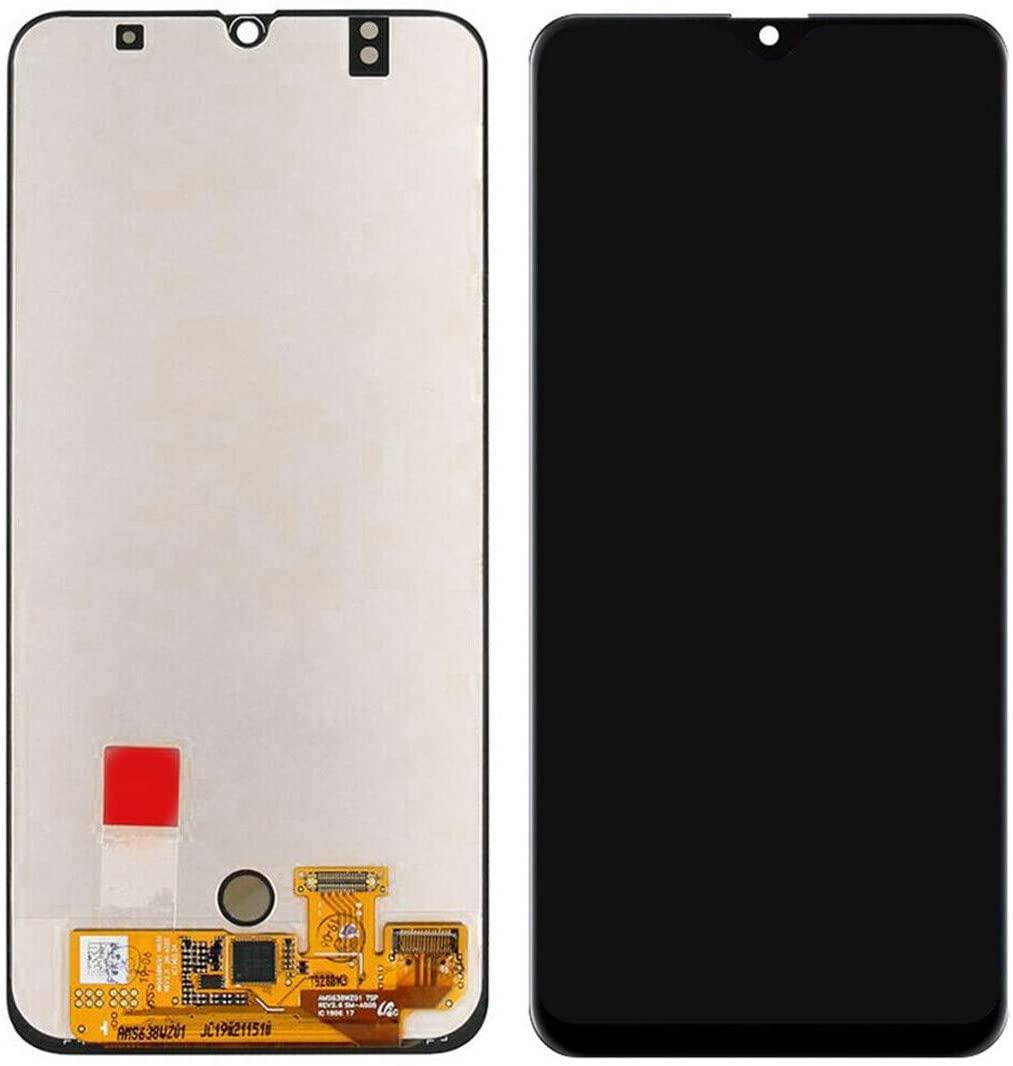 Repuesto de pantalla LCD para Samsung Galaxy A50 2019 SM-A505 A505G/DS A505FDS pantalla LCD conjunto de digitalizador + herramientas (negro)