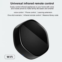 Telecommande WiFi intelligente IR RF  application Smart Life  commande vocale pour commande vocale Via Alexa Google Home