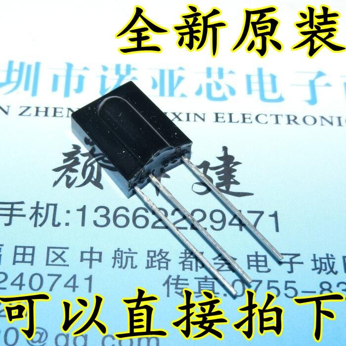 10 pçs/lote receptor infravermelho TSOP1738 loja física local original autêntico