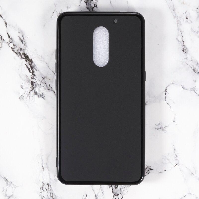 Carcasa de TPU negra para Umi súper/Umi Max Gel de silicona teléfono protector trasero Shell para Umi Max Anti-knock suave
