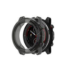 Boîtier de smartwatch pour Hua mi A mazfit Stratos 3 housse de protection coque souple pour Xiao mi A mazfit Stratos3 Silicone protecteur
