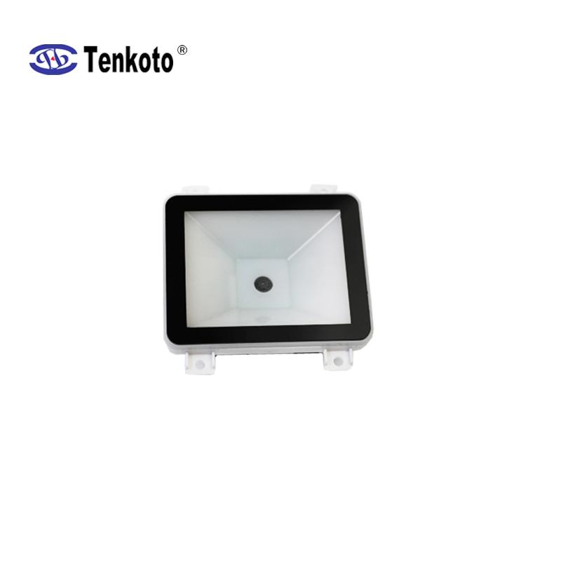 2D قارئ شفرة التّعرّف وحدة TTL/RS232/USB واجهة مستمرة 1D و QR رمز مسح وحدة ماسح الباركود