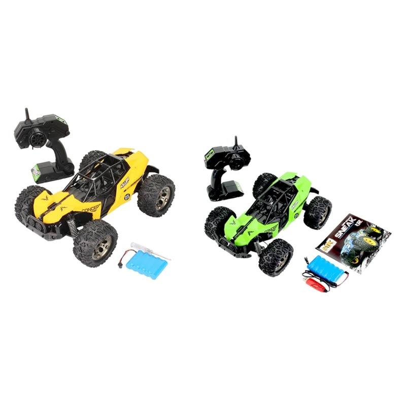 KYAMRC RC Car ,1/12 2.4G RC Desert Climbing Car 25Km/H High-Speed RC Car  Off-Road Racing Car Toys for Kids