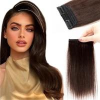 mrshair mini clip in hair pieces clip in human hair extensions for short hair add topside volume 10 30cm nonremy natural hair