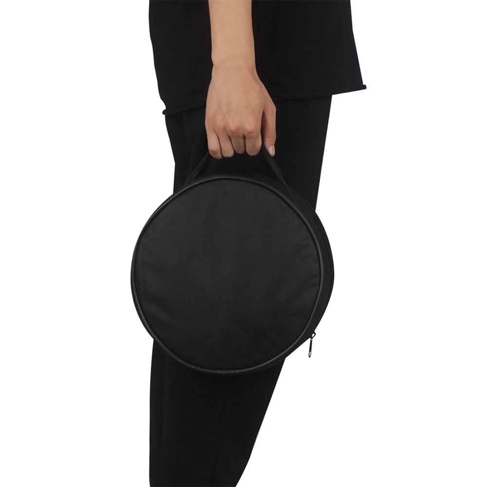 M MBAT 12 Inch 11 Tone Steel Tongue Drum Handpan Tank Drum With Bag Drumstick Percussion Musical Instrument for Yoga Meditation enlarge