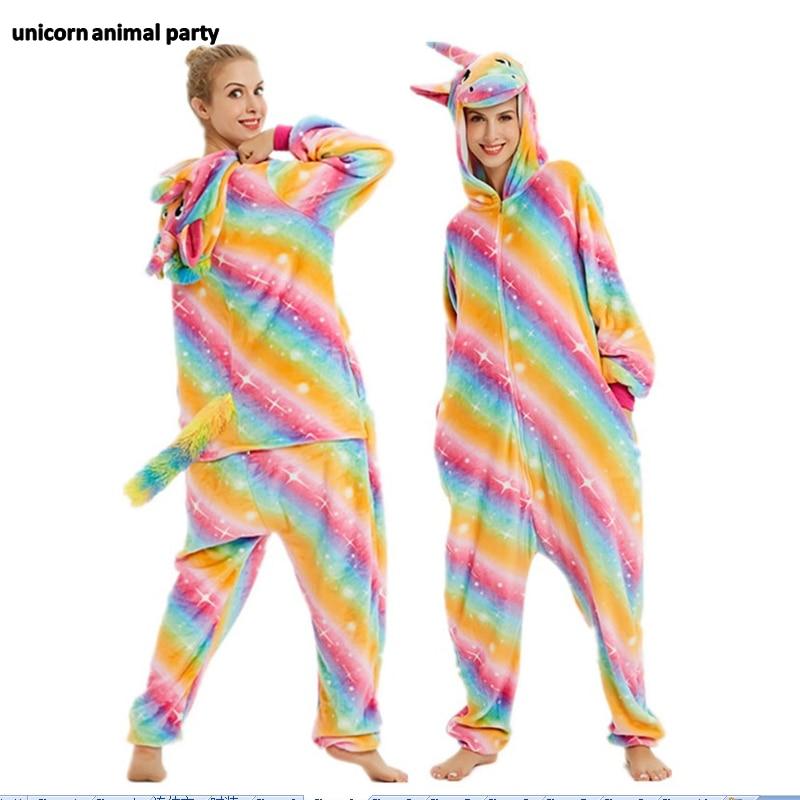 Kigurumi Onesies halloween Christmas Green Triceratops unicorn 3d cattle rabbit dog Cosplay Party Pyjamas costumes carnival