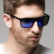 New Retro Oversized Rectangle Sunglasses Women Men Big Frame Square Mirror Sun Glasses Brand Desgin