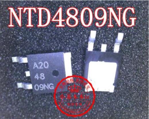 Frete grátis 20PCS 4806NG NTD4809NT4G NTD4809NG 4809NG PARA-252