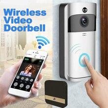 Wifi Smart Video Doorbell Intercom Smart Camera Doorbell PIR Detection Camera Night Vision Home Secu
