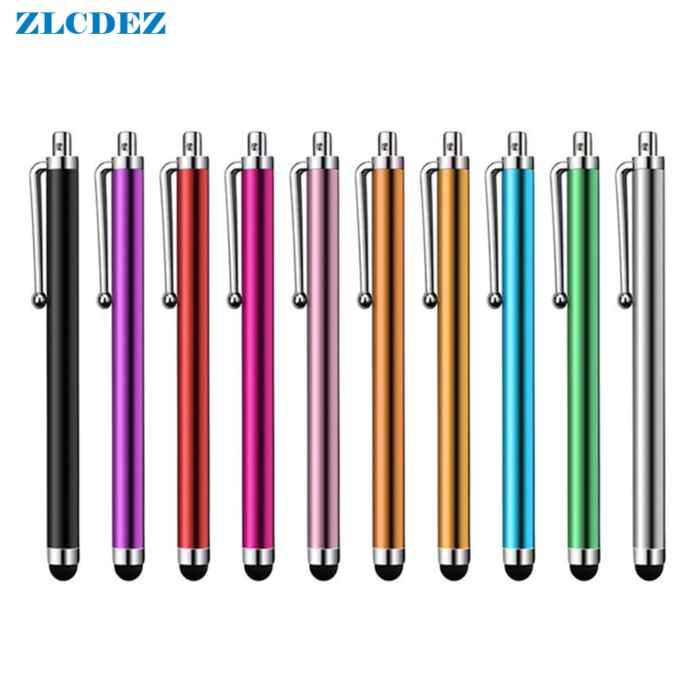 Lápiz táctil de larga duración para iPhone, Samsung Huawei, etc. Tablet,Laptps, otros teléfonos móviles 200 unids/lote