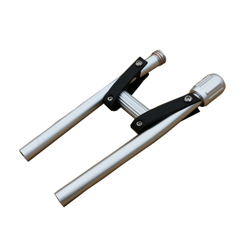 Alta qualidade da liga de alumínio 6061 bicicleta dobrável guiador mountain bike mtb guidão 25.4mm * 22.2mm * 580mm parte da bicicleta