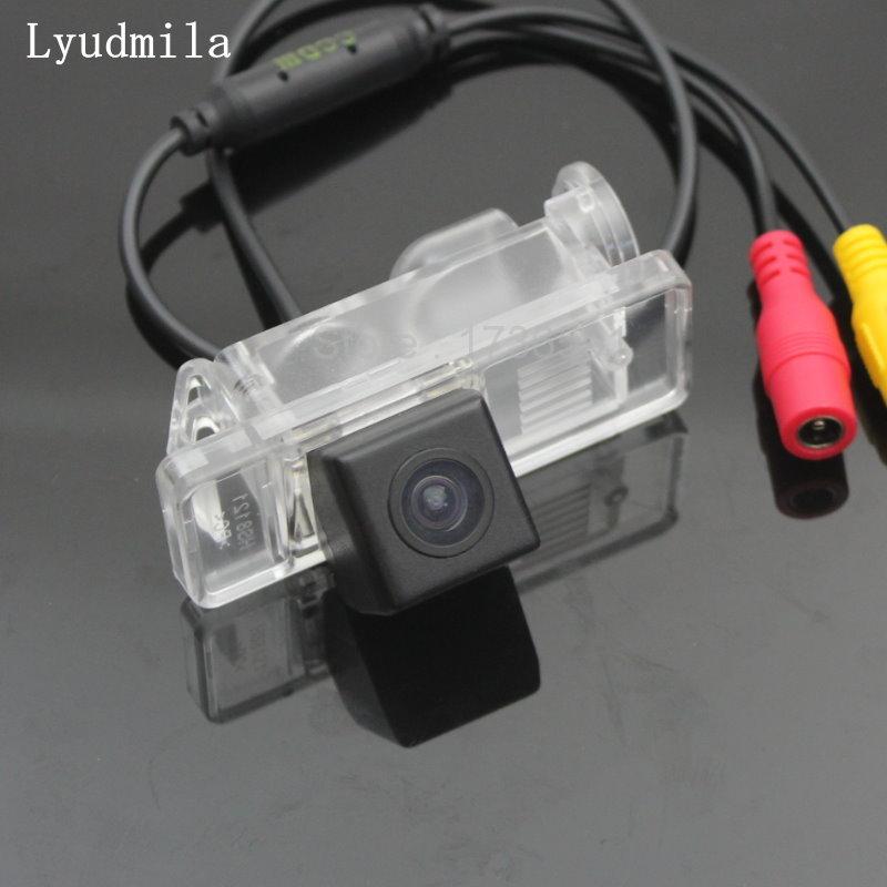 Cámara inalámbrica Lyudmila para Mercedes Benz Sprinter 2006 ~ 2013, cámara de Vista trasera de coche, cámara de marcha atrás de respaldo, CCD visión nocturna