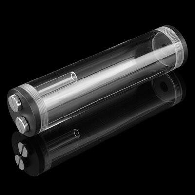 Syscooling خزان المياه الكبيرة ART17 الأبيض 190*60 مللي متر cyllindrical شفافة