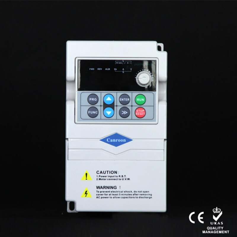 Canroon CV900G OEM/ODM عام تردد العاكس محركات مرحلة واحدة إلى 3 التيار المتناوب السلطة