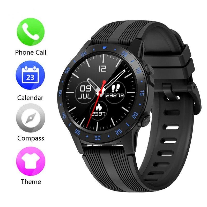 M5 gps smartwatch com barômetro altímetro bússola bluetooth chamada à prova dwaterproof água relógio inteligente rastreador de fitness ios android relógio