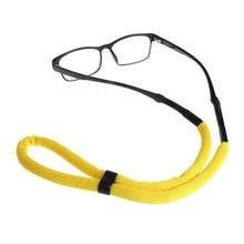1 Pc Floating Foam Chain Eyeglasses Straps Sunglasses Chain Sports Anti-Slip String Glasses Ropes Ba