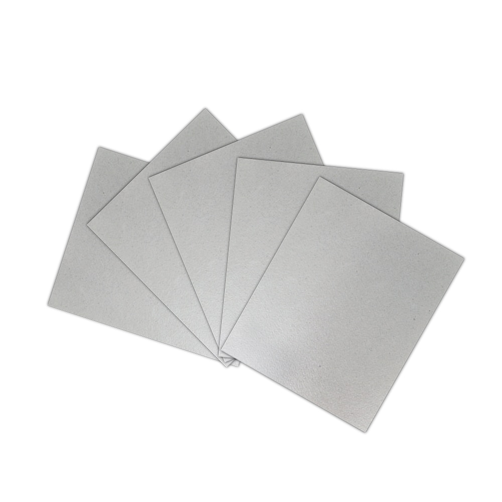 5pcs Mica Plates Sheets Thick Microwave Oven Toaster Mica Plates Sheets for Midea Universal Home App