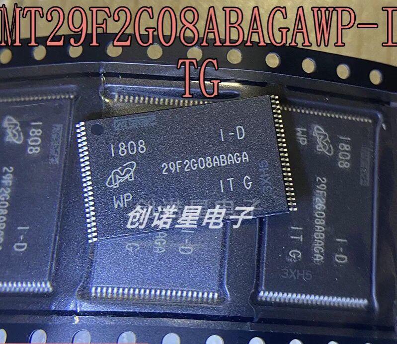5-10PCS/29F2G08ABA MT29F2G08ABAGAWP MT29F2G08ABAGAWP-IT MT29F2G08ABAGAWP-ITG MT29F2G08 TSOP48