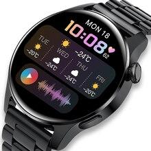 Man Smart Watch Bluetooth Call Smartwatch Men Sport Fitness Bracelet Alarm Reminder Watches For Andr