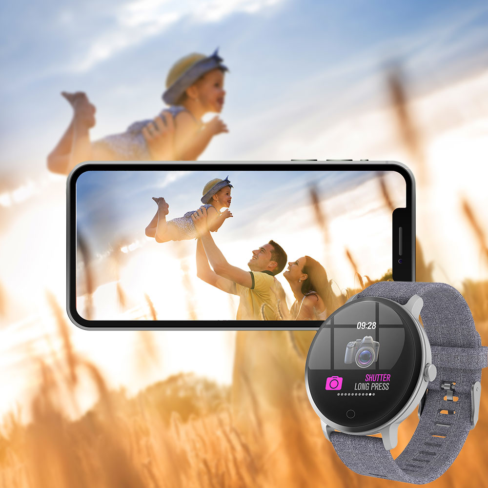 BingoFit Smartwatch Blood Pressure Men Smart Watch Sleep Monitor Fitness Tracker Original Heart Rate Monitor Smart Bracelets