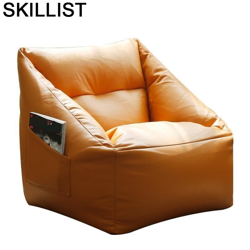 Ouro Sandalyeler Poef Puf Boozled Cadir Tatami Armut Koltuk Silla Totoro Bed Puff De Assento Beanbag Chair Cadeira Sofa Bean Bag