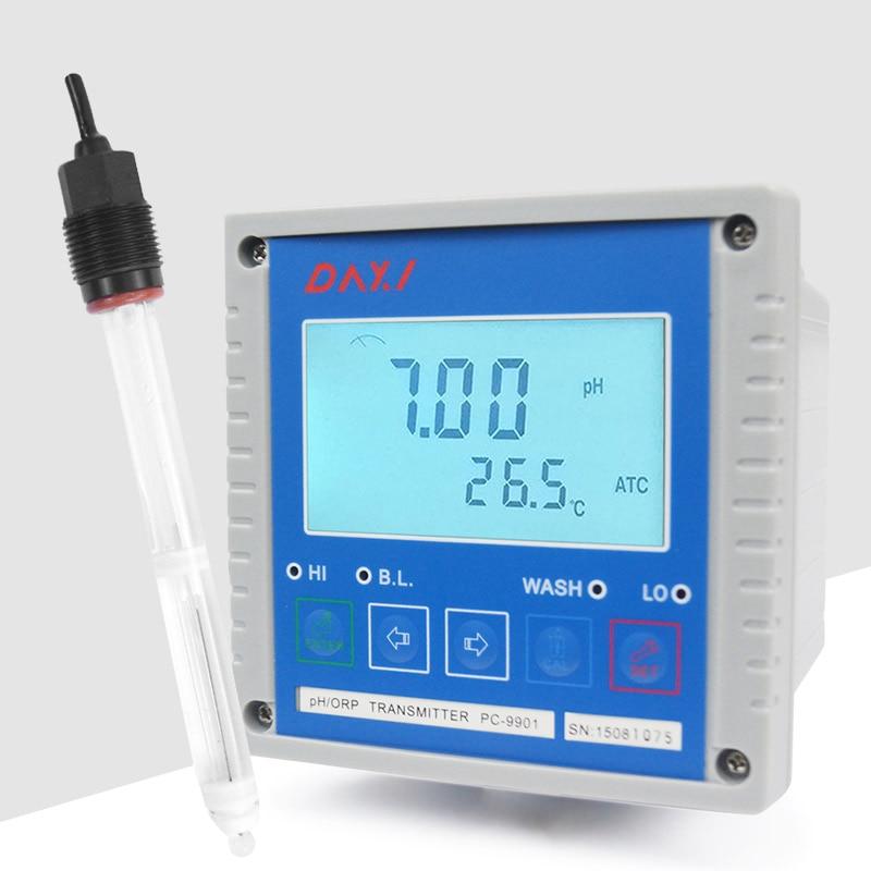 Ph Ec Sensor Arduino Ph Meter Pool Tds Ph Sensor Controller Digital Automatic